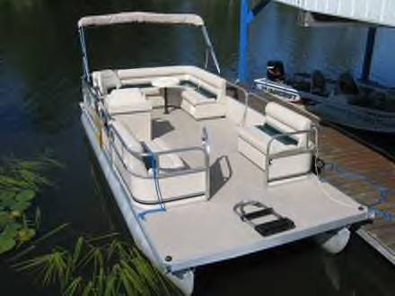 Boat Rentals And Outboard Motor Rental Cisco Lakes Chain