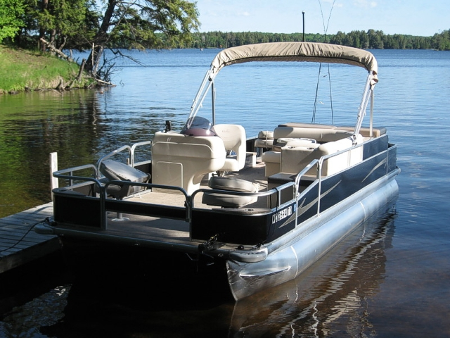 Pontoon Boat Rentals Chain Of Lakes Il Boat Rentals
